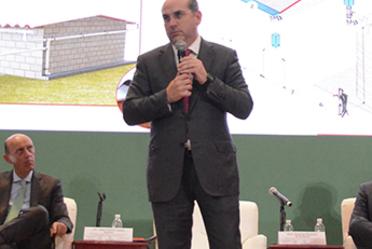 Participación del Director General de Conagua, Roberto Ramírez de la Parra en el Seminario de Buenas Prácticas FAIS 2017.
