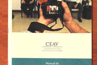 Presentación del manual de cobertura de hechos con víctimas