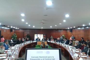 Segunda Sesión Ordinaria del Conasida 2017