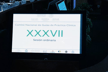 XXXVII Comité Nacional de Guías de Práctica Clínica