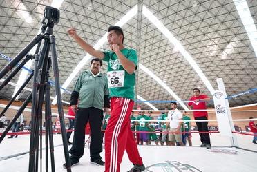 Academia CONADE de Box en Ciudad de México