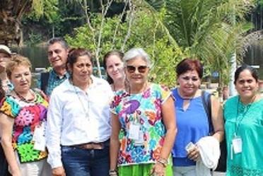 Gira de estudios sobre buenas prácticas de extensionismo, transferencia de tecnología e innovación en Amazonas, Brasil.