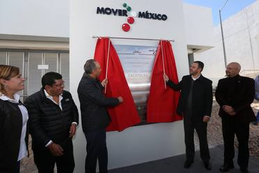 Modernización del Hospital General en Zacatecas