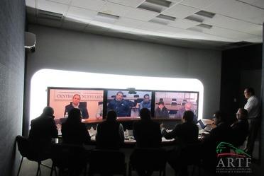 Programa  de Capacitación por Teleconferencia