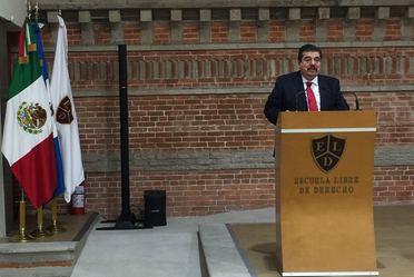 Inauguración del Diplomado en Derecho de Energía