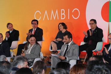 Inauguración del Segundo Encuentro Nacional de Respuestas al Cambio Climático