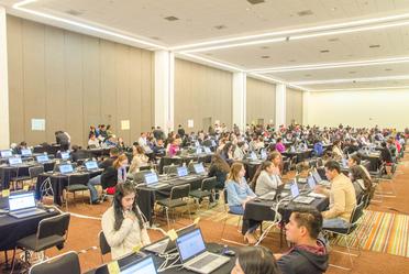 Avanza Reforma Educativa en Oaxaca, con evaluación a normalistas