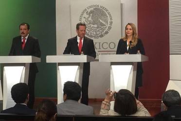 Presidencia de la República, SEDESOL y PROSPERA ofrecen Conferencia de Prensa sobre los avances en desarrollo social.