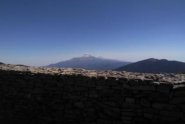 """La CONANP en coordinación con el Gobierno del Estado de México establecieron mecanismos de seguridad para controlar el acceso vehicular durante el evento """"Montaña Fantasma 2018"""" en Monte Tláloc"""