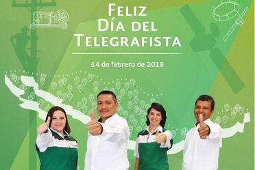 Feliz Día del Telegrafista