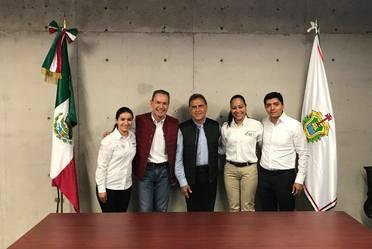 Gira de trabajo Veracruz