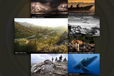 Exposición visiones de nuestra naturaleza III
