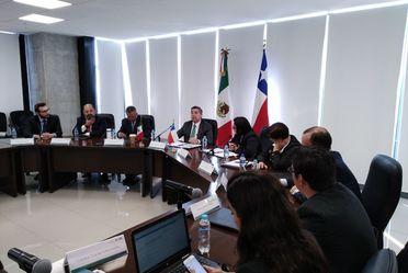 Segundo taller de Buenas Prácticas Regulatorias entre México y Chile