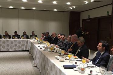 Desayuno mensual de la Comisión de Energía de COPARMEX