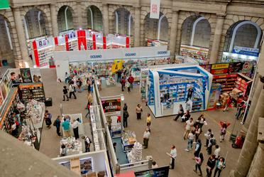 Conocimiento hídrico en la Feria Internacional del Libro del Palacio de Minería