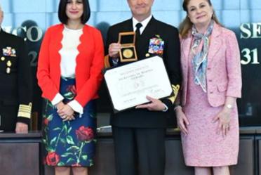 Entregan premios a la Cultura de la Igualdad de Género y Nacional de Administración Pública