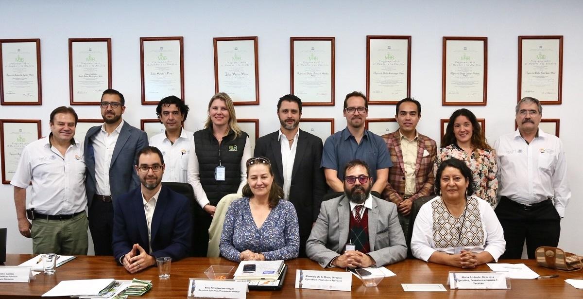 Reunión histórica entre la CONANP y la Red de Pronaturas para fortalecer trabajo conjunto para Áreas Naturales Protegidas (ANP)