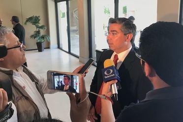 """Nuestro DG Mario Emilio Gutiérrez imparte Conferencia """"La #MejoraRegulatoria y su impacto en el fortalecimiento del estado de derecho"""""""