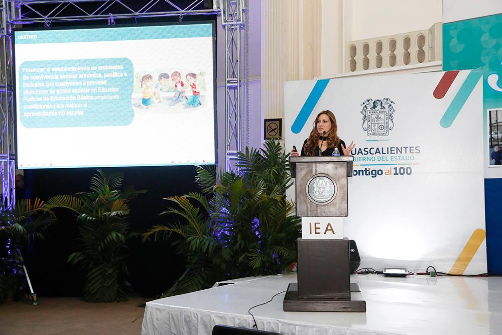 Autoridades educativas analizan implementación del Programa Nacional de Convivencia Escolar bajo el Nuevo Modelo Educativo