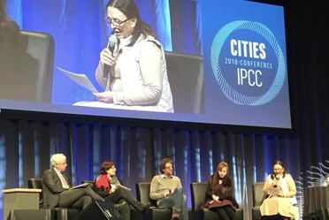 Participa el INECC en la Conferencia sobre Ciudades y Cambio Climático del IPCC en Canadá
