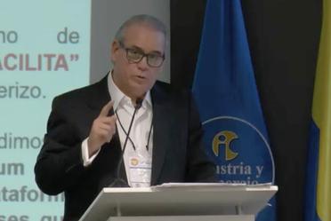 Presenta Profeco ponencia de comercio electrónico en congreso internacional celebrado en Colombia
