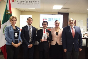 La inclusión financiera no tiene fronteras: Virgilio Andrade