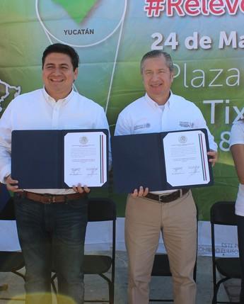 """Arrancó exitosamente """"Relevos del Campo en Yucatán"""