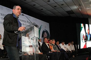 Anuncia Gobierno de la República saneamiento del río Tijuana.