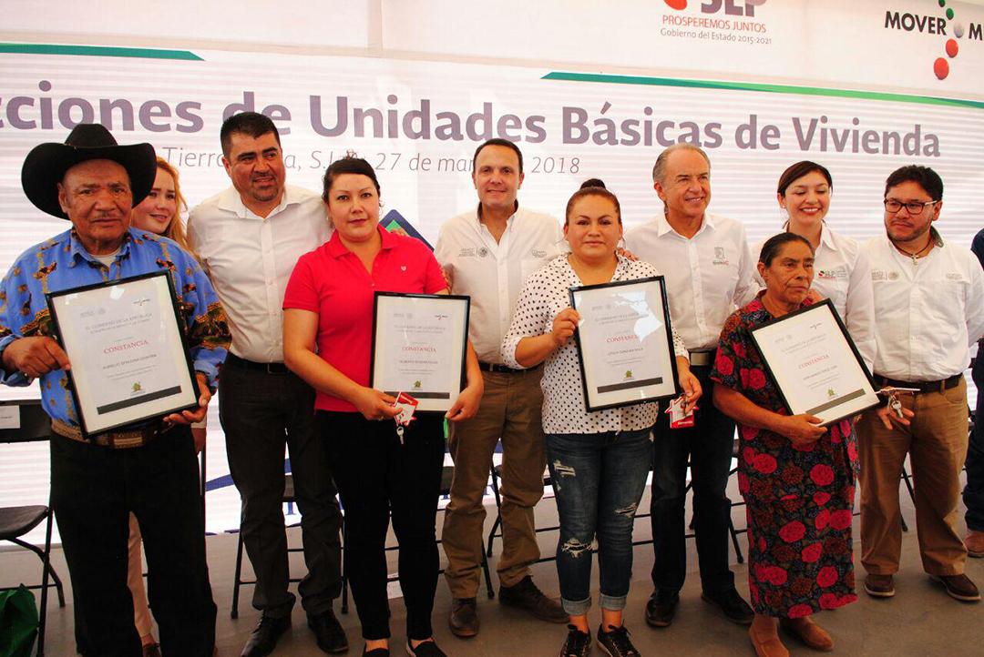 Gira de trabajo por el Estado de San Luis Potosí
