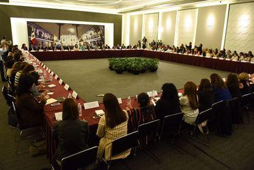 XXXIV Sesión Sistema Nacional de Prevención y Erradicación de Violencia contra las Mujeres