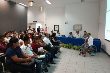Instauración del Consejo Municipal para PcD, Poza Rica  Hidalgo Veracruz.