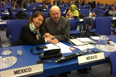 Con representantes del gobierno de los EEUU, se abordaron temas como la legalización de la mariguana en la Unión Americana, la crisis de opioides que enfrenta ese país y sus eventuales repercusiones en México.