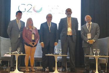 "Segunda Cumbre del Consumidor del G20. Panel ""Seguridad de Productos (Retos Emergentes)"""