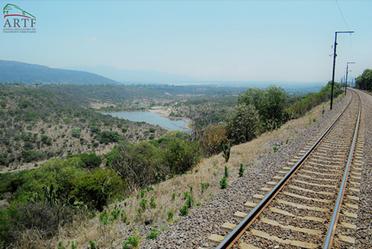 Recorrido en tren por la ruta México-Querétaro