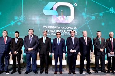 40ª Conferencia Nacional de Mejora Regulatoria