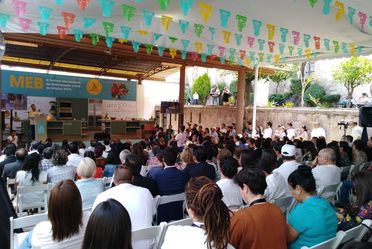 """Panel de Morelia en Boca """"El Festival Internacional de Gastronomía y Vino de México 2018"""""""