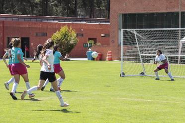 """Semifinales Torneo Relámpago: Súper Liga Femenil Universitaria 2018 """"Por un fútbol sin estereotipos de género"""""""