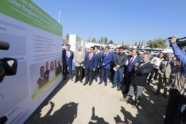 Inicio de la construcción del nuevo hospital del ISSSTE en Tláhuac