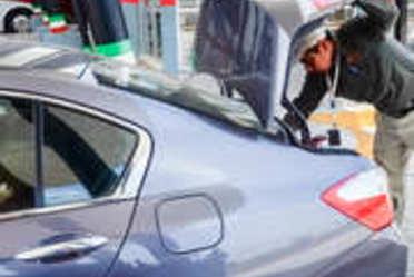 Personal del SENASICA y del Comité Estatal de Sanidad Vegetal del Estado de Sinaloa supervisan vehículos para evitar trasladen plagas y enfermedades