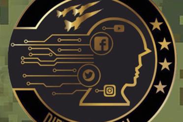 Rodela representativa a la sección de Difusión Digital de la Dirección de Comunicación Social.