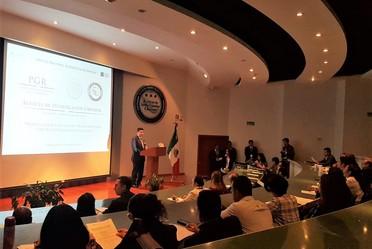 Los especialistas plantearon el alcance de los efectos causados por el tráfico ilícito de drogas, tanto para la salud pública, la sociedad y la economía.