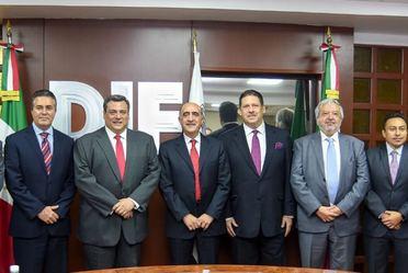 Firma de convenio con Fundación Scholas México, A.C.