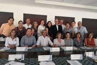 Reunión de Patronatos y Directores de CIJ en Sinaloa