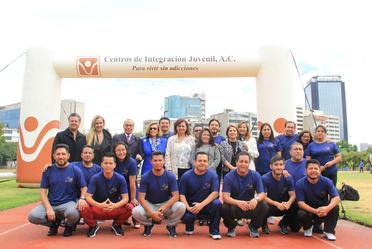Pacientes, ex pacientes y familiares celebran su recuperación con torneo de futbol
