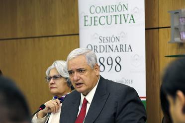 Comisión Ejecutiva Sesión Ordinaria 898