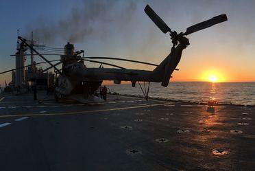 Exaltamos nuestro valor y demostramos nuestras capacidades como marinos mexicanos.