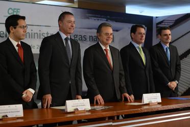 Desarrollo en Sinaloa con el suministro de gas natural.