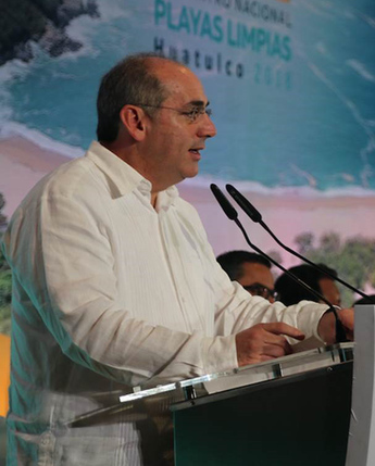 Inauguración del XIII Encuentro Nacional de Playas Limpias 2018