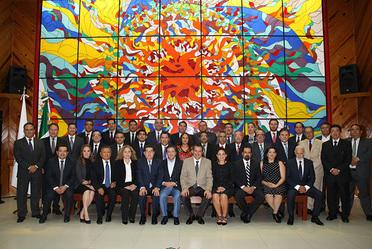Primer Reunión Nacional de Delegados Federales