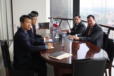 Embajador de la República de Corea